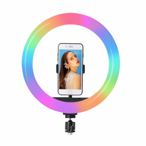 aro de luz colores al mejore precio con mando [2]