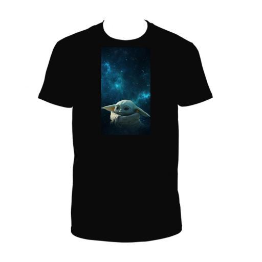 Camiseta niño Baby Yoda