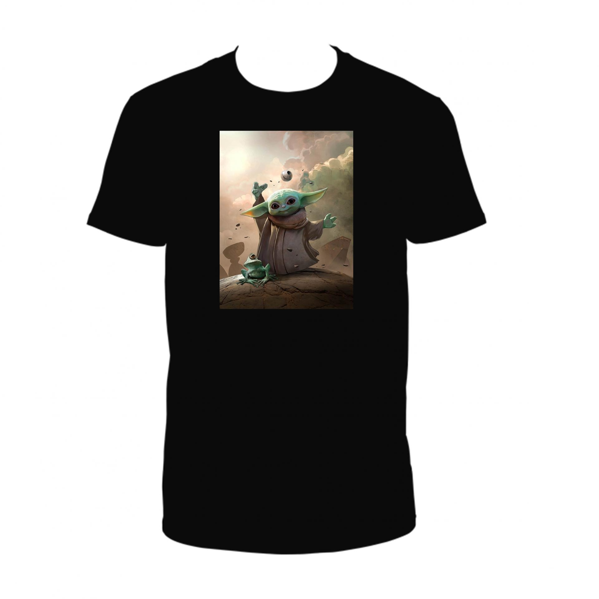 Camiseta hombre  Baby Yoda