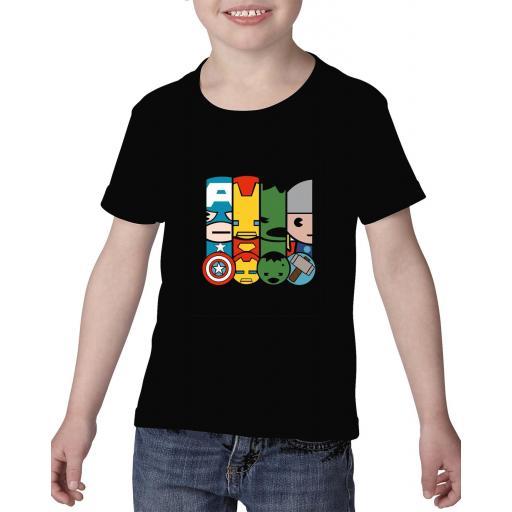 Camiseta niño mini avengers [1]