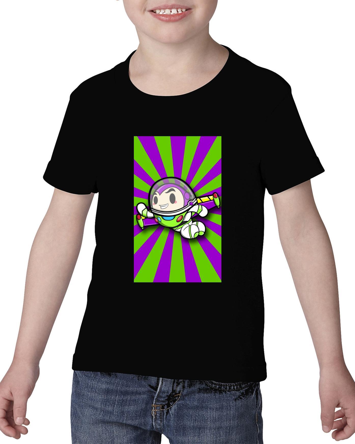 Camiseta niño buzz lightyear