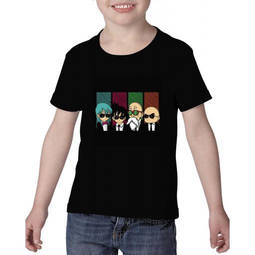 Camiseta niño dragon ball