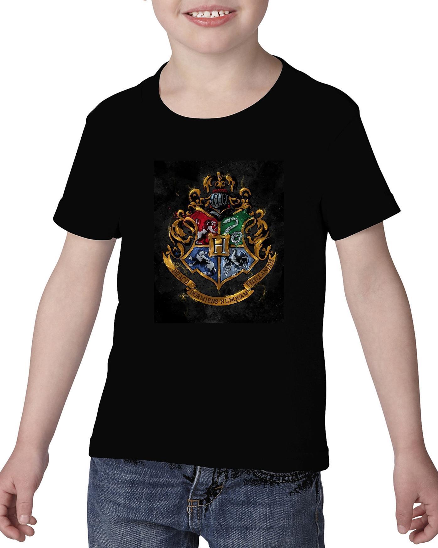 Camiseta niño Harry Potter barata