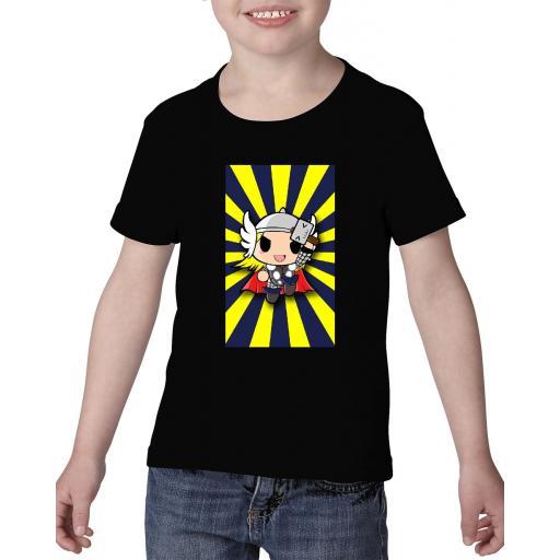 Camiseta niño mini thor [1]