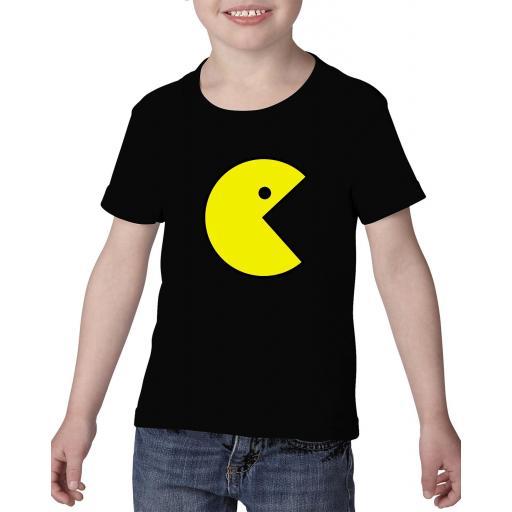 camiseta niña pacman barata [1]