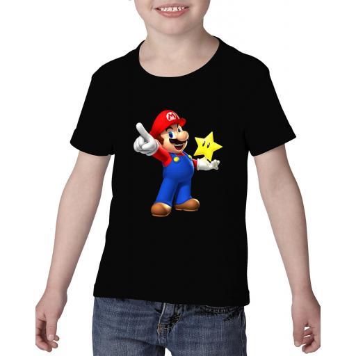 Camiseta niño mario bros  [1]