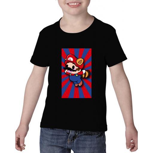Camiseta niño mini mario bros [1]