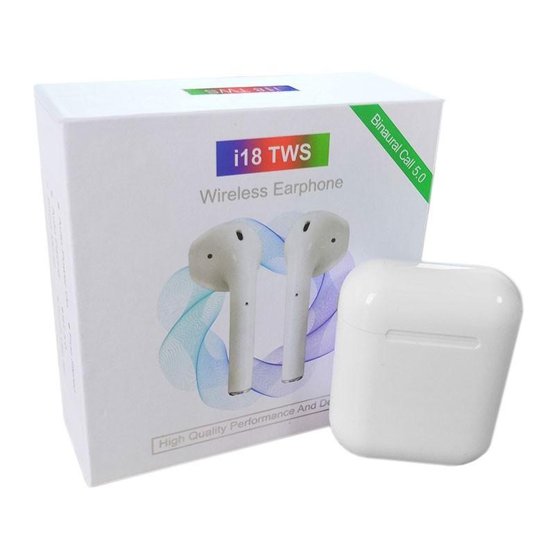 Auriculares  In-ear i18 TWS