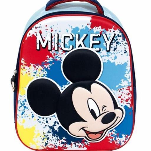 mochila 3D mickey mouse amazon