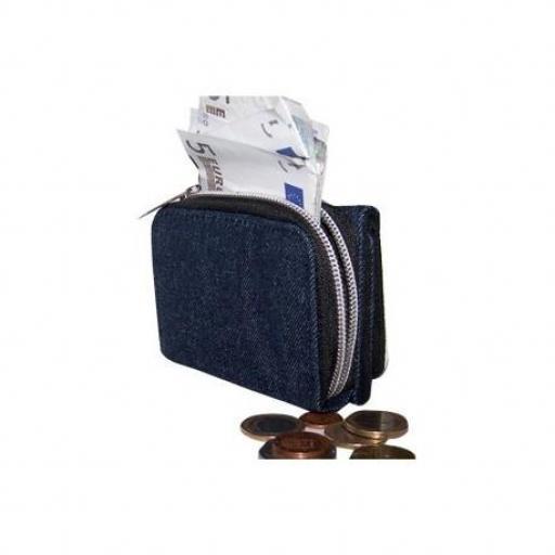 Monedero Bluejeans personalizado con foto. [3]