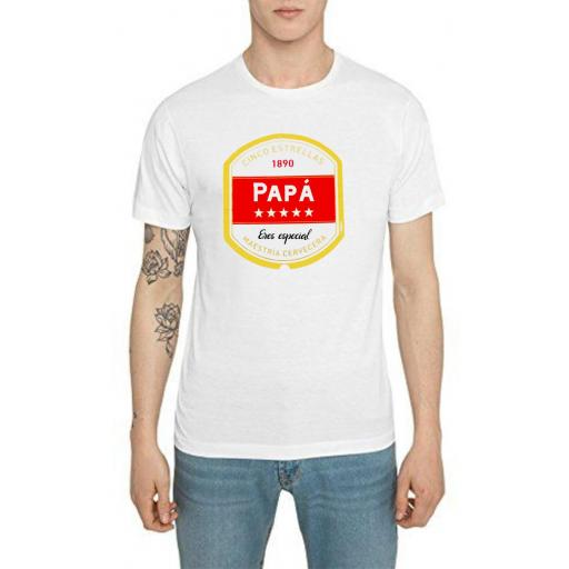 camiseta día del padre Mahou