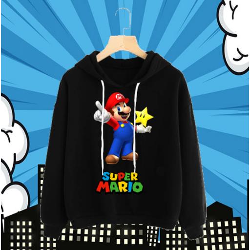 Sudadera Mario Bros
