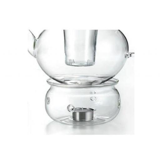 Calentador mercury, cristal 13,5 cm.