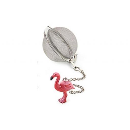 Filtro flamingo, bola con cadena 5 cm.