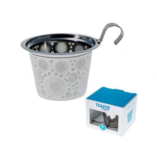 Filtro recambio tazas teaeve