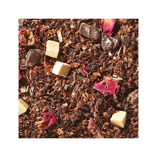 Honeybush pastel de chocolate [1]