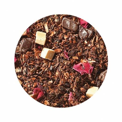 Honeybush pastel de chocolate [0]