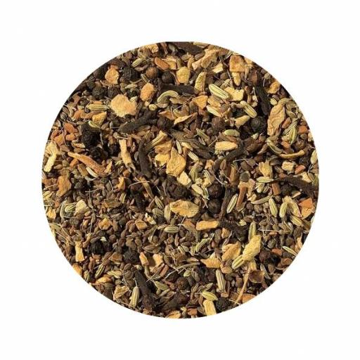 Infusion herbal chai