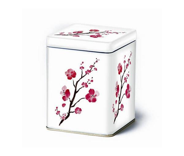 Lata cherry blossom, para 100 gr.