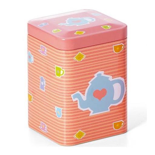 Lata teapots, para 100 gr.