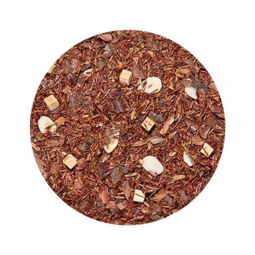 Rooibos brownie caramelo