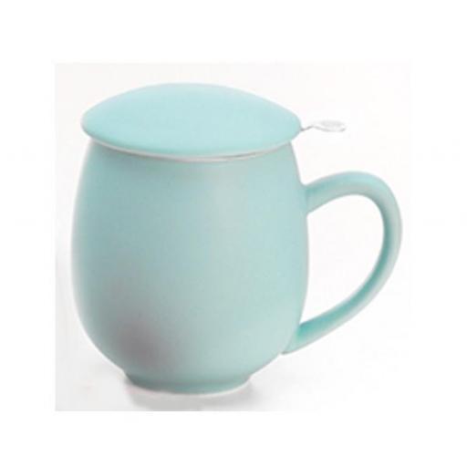 Taza zaara azul, porcelana 0,35 l. filtro y tapa [0]