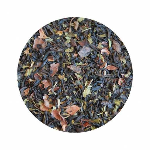 Té negro menta chocolate