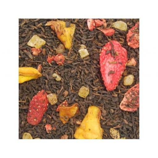 Té rojo mango fresa [1]