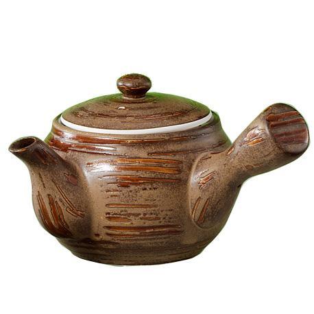 Tetera fung clara, ceramica 0,4 l.