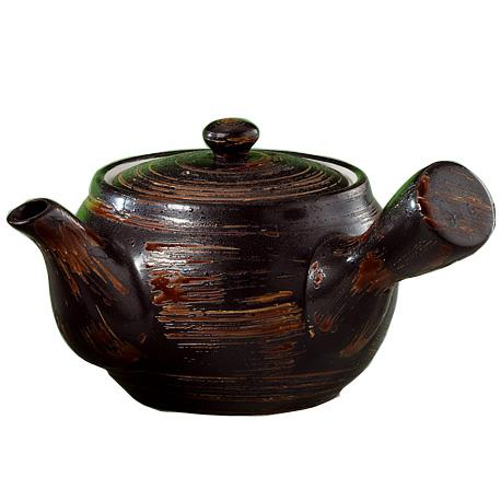 Tetera ling oscura, ceramica 0,4 l.