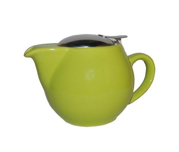 Tetera zaara verde, porcelana 0,50 l.