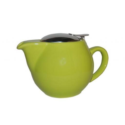 Tetera zaara verde, porcelana 0,50 l. [0]