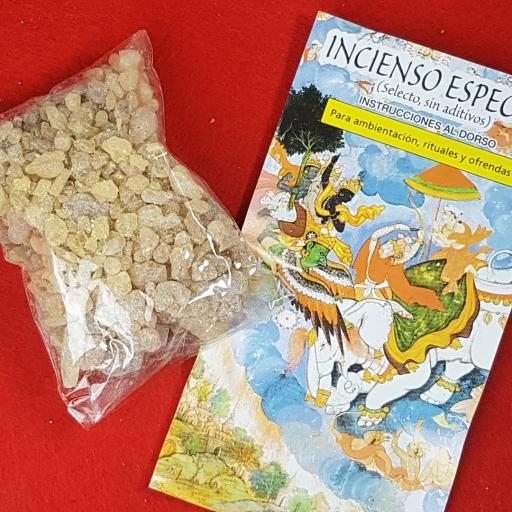 FRANKINCENSE INCIENSO NATURAL EN GRANO