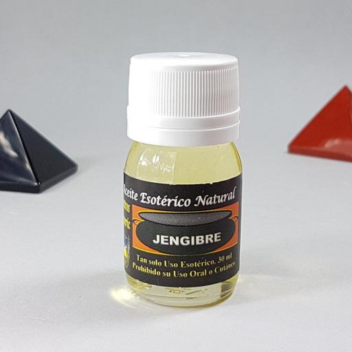 Jengibre Aceite Esoterico Natural