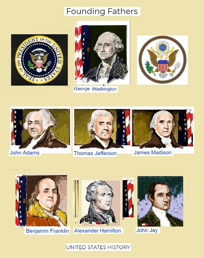 FOUNDING  FATHERS...