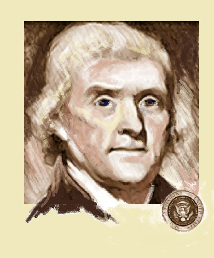 THOMAS JEFFERSON....