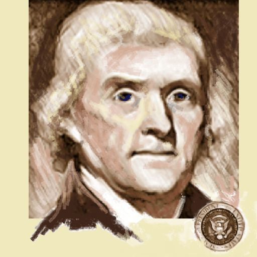 THOMAS JEFFERSON.... [0]