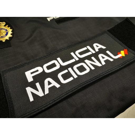 PARCHE POLICÍA NACIONAL ESPALDA [0]