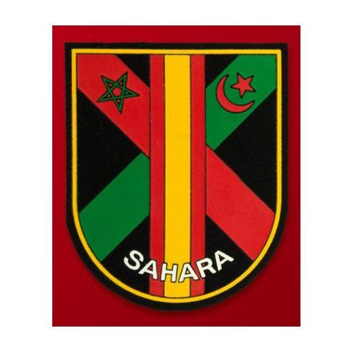 PARCHE SAHARA [0]