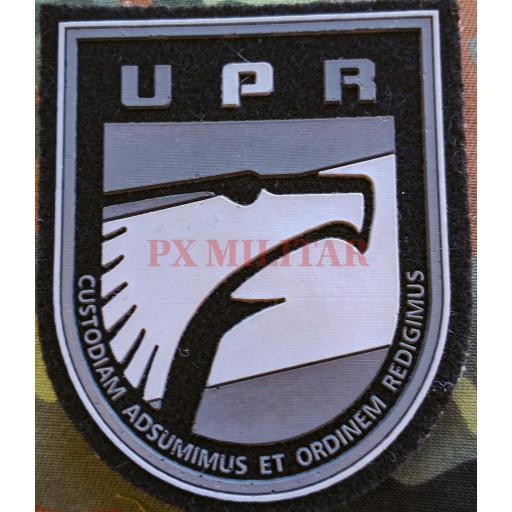 parche-emblema-miniatura-mini-upr-baja-visbilidad
