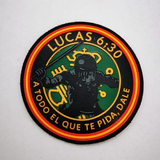 PARCHE GUARDIA CIVIL LUCAS 6;30