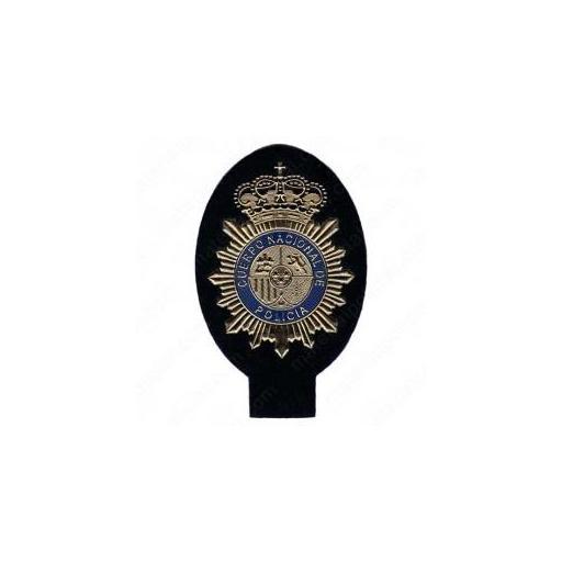 EMBLEMA PARA PECHO POLICÍA NACIONAL TEX-FLEX