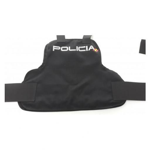 FUNDA PARA CHALECO ANTIBALAS CUERPO NACIONAL POLICIA ( CORDURA RIP-STOP ) [1]