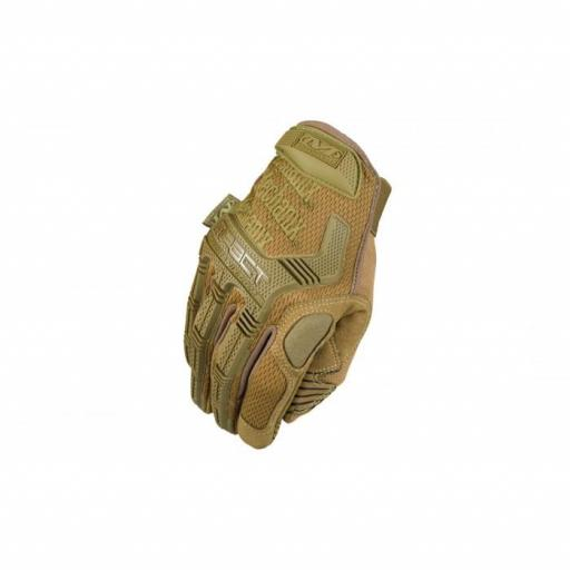 Guantes militares Mechanix M-PACT coyote