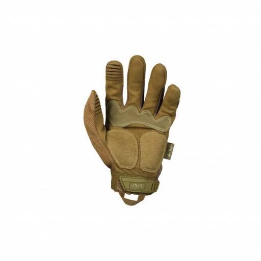 Guantes militares Mechanix M-PACT coyote [1]
