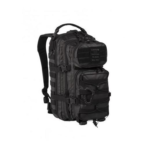 Mochila MILTEC US Assault Tactical Black 36 Litros