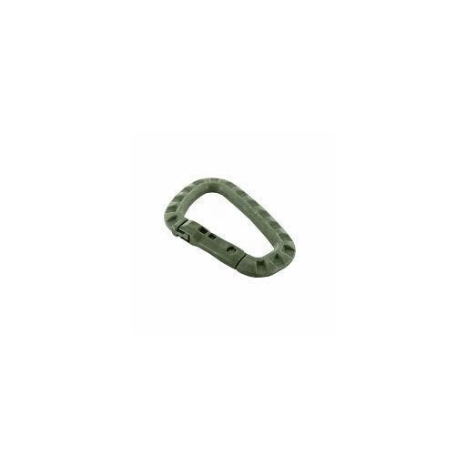 mosqueton-tactico-mil-tec-verde-karabinier-abs-plastico-silencioso