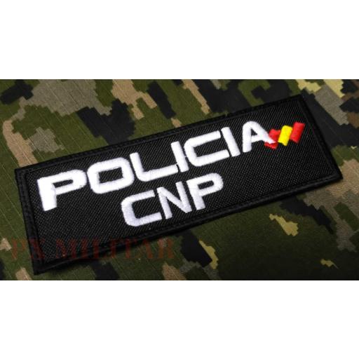 PARCHE POLICÍA NACIONAL RECTANGULAR