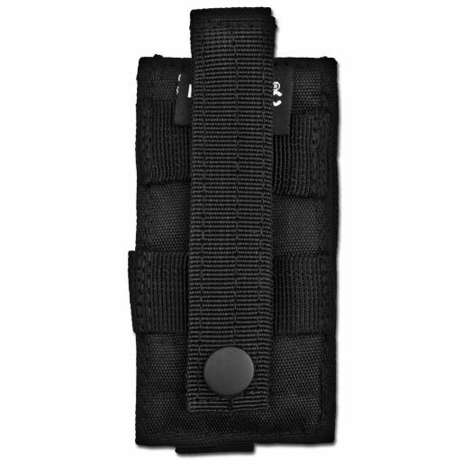 Funda portacargador de  Pistola MOLLE MIL-TEC NEGRO [2]