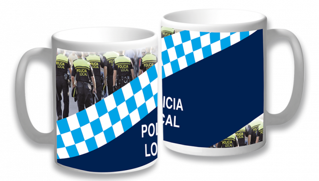 Taza Policía Local